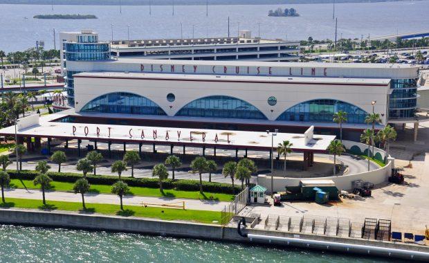 Cruise Terminal and Ocean