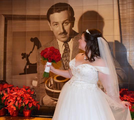 Disney Cruise Line Wedding