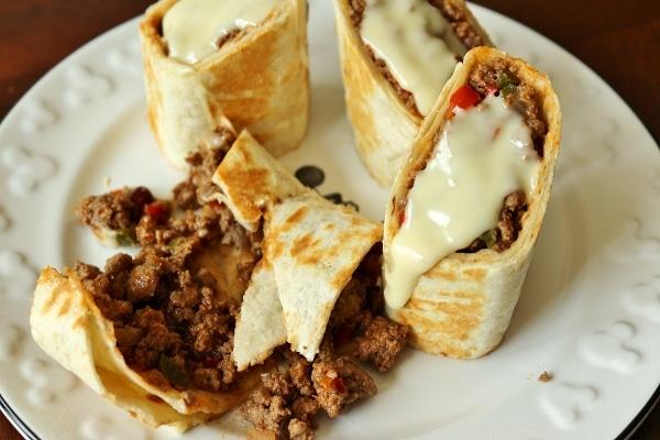 Mexican Breakfast Hot Pocket