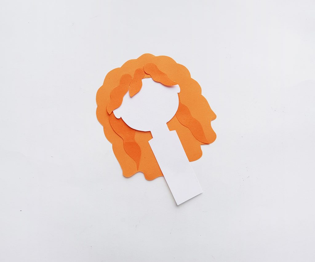 Merida Paper Doll Craft