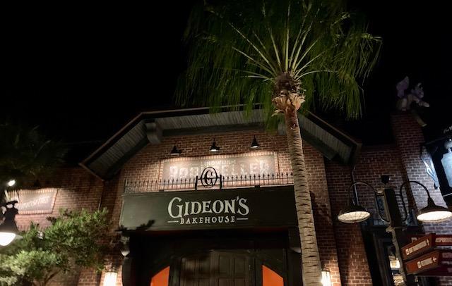 Gideons Bakehouse Entrance