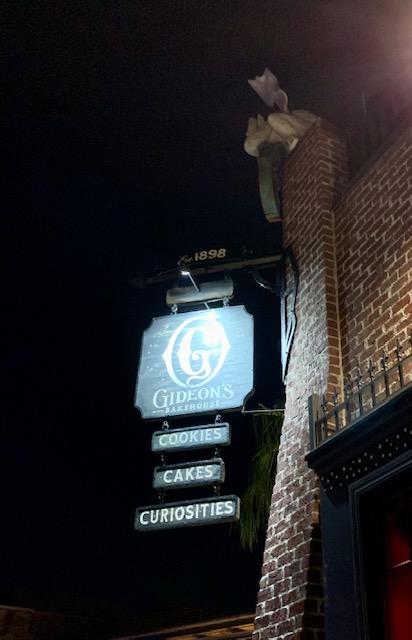 Gideons Bakehouse Gargoyle