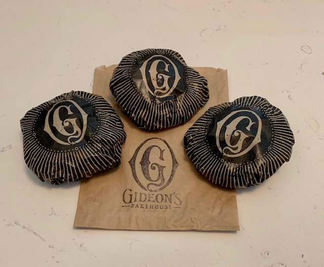 Gideons Bakehouse Wrapped Cookie